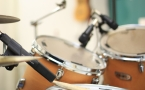 Drum Kit Drum Set Drums Microphone Mike Recording 1566055 Pxhere.com